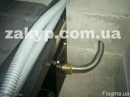 32мм Труба гофрированная из стали отожженная