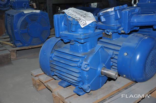 Электродвигатель В132S4 7,5квт 1460об Електродвигун