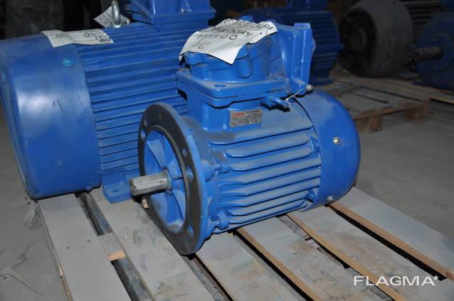 Электродвигатель В132М4 11квт 1500об фланец