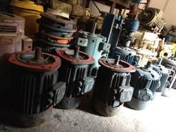Двигатели устаревших серий А2, АО2, Аол, Аос, Ам, Вао и др