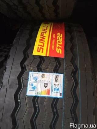 385/65R22.5 шины грузовые на прицеп.