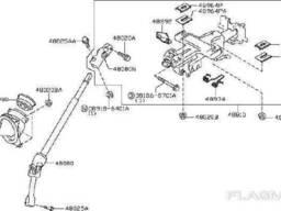 391001HC3A, 39100-1HC3A Оригинальная полуось переднього моста для Nissan Micra Ind Make