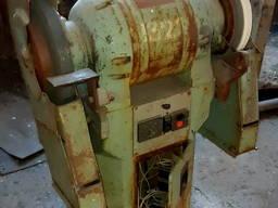 3Б634 Точильно-шлифовальный станок (точило) ф 400 мм