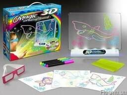 Доска 3D для рисования - Морские обитатели
