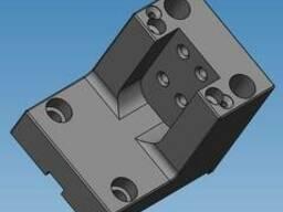 3D моделирование деталей и изделий из металла.