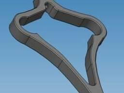3D моделирование деталей и изделий из металла. - фото 2
