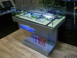 3Д печать, изготовление макетов домов, макеты зданий Киев.