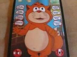"""3D планшет """" Cote Kesya """" Кот Кеся ( игрушка для детей) - фото 1"""