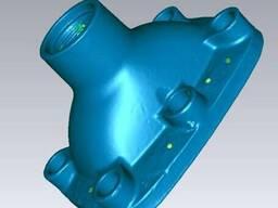 3D сканирование деталей