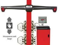 3D стенд развал схождения, Hunter и ПО WinAlign® WA310E HS22