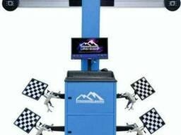 3D Стенд «развал-схождения» Trommelberg URS183D2ACT