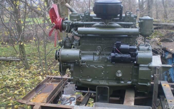 4-Ча дизельный двигатель