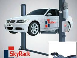 """Подъемник двухстоечный Sky Rack """"QUICK ARM"""" SR-2140 QA"""