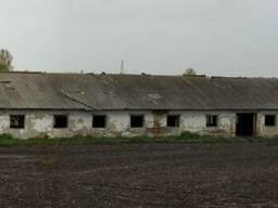 4 здания на территории 1, 6 га