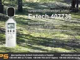 407736Шумомер цифровой Extech 407736