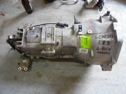43000-25200 Механическая коробка передач Hyundai Genesis 10-