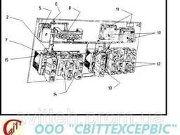 45 Электрооборудование электрощит с контакторной схемой