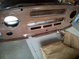 469-8401108 Облицовка радиатора УАЗ 469