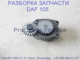 4897480 Помпа масла Iveco Eurocargo 4.5 Euro 6 Tector 5