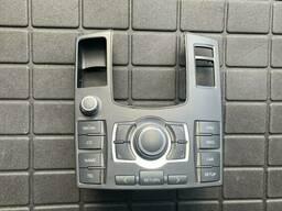 4E1919612J - Джойстик управления мультимедиа Audi A8 (4E_)