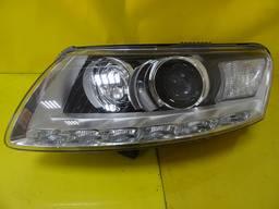 4F0941003DH Передняя левая фара би-ксенон на Audi A6 C6 4F L
