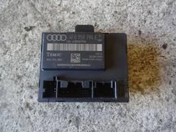 4F0959794E Блок комфорта двери задней правой на Audi A6 C6 4