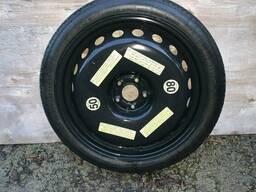 4G0601027 - Диск с шиной запасного колеса...