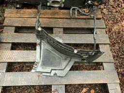 4G0853887B - Подкрылок передний левый на Audi A6 4G/C7