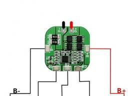 4S BMS Li-Ion 8-20A 16.8V плата защиты Li-Ion аккумулятора
