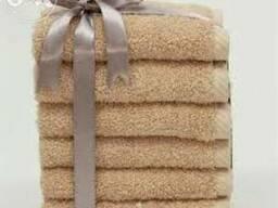 50*90 полотенца цветные махровые