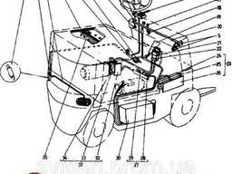 51 Электрооборудование с импульсным регулятором скорости