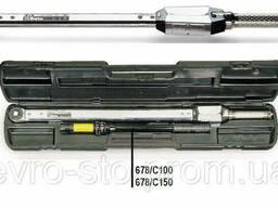 678/150 - Динамометрический ключ 500-1500 Nm в чемодані з. ..