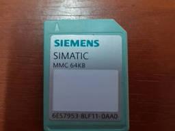 6ES7953-8LF11-0AA0, 64 KB Siemens Карта памяти