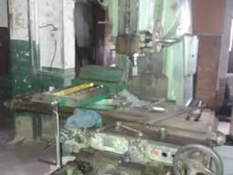 6Р12 - станок вертикальный консольно-фрезерный