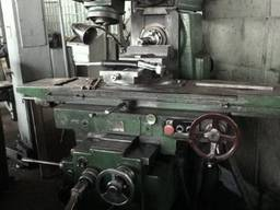 6Р82Ш Станок консольно-фрезерный широкоуниверсальный