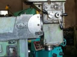 6Т80Ш Широкоуниверсальный фрезерный станок по металлу Универ