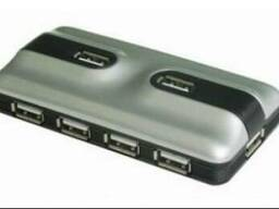 7-ми порт USB 2.0 концентратор / HUB / разветвитель. ..