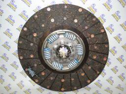 7420959262 Диск сцепления RVI / Volvo / Iveco D-395mm, 10-Z