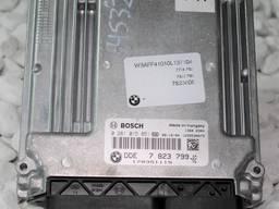 7823799 0281015851 блок управления двигателем, компьютер BMW X5 E70 3.0d