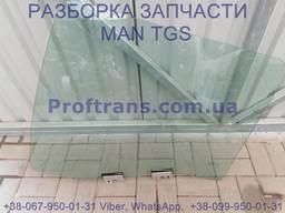 81626456043 Стекло двери левой MAN TGS 81626456057