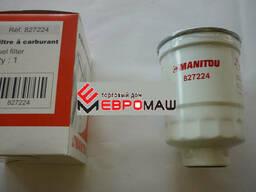 827224 Фильтр топливный грубой очистки Manitou (Маниту). ..
