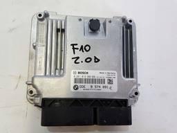 8574091 блок управления двигателем, компьютер BMW 5 F10, F11 520d