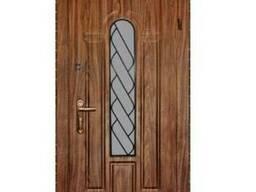 860 ширина входные двери с ковкой