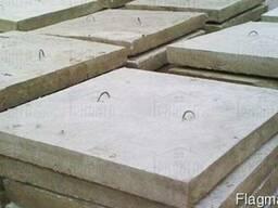 8К8 1х1х0,08 м плита тротуарная бетонная