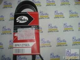8PK1275 Ремень генератора поликлиновий MAN TGA/TGL , Volvo