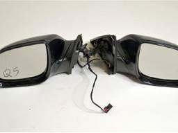 8R61857409C 8R61857410C зеркало заднего вида (л/п) Audi Q5.