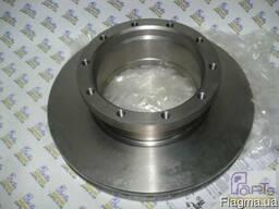 93087900 Диск тормозной D-430mm, H-133mm, 10 отв.MB Actros