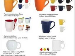 А у вас есть корпоративные чашки???