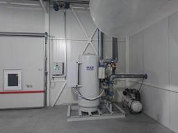 Адсорбер углекислого газа (скруббер СО2)