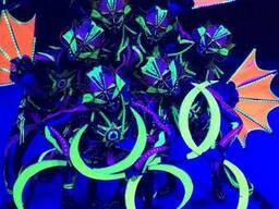 Action Fire Show - Melange Art - Фаер шоу - Световое шоу